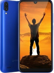 Imagine reprezentativa Gionee Max