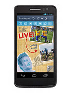 Pagina Alcatel One Touch Scribe HD