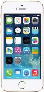 Imagine reprezentativa mica Apple iPhone 5s
