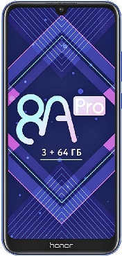 Specificatii pret si pareri Honor 8A Pro