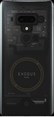 Imagine reprezentativa mica HTC Exodus 1