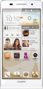 Imagine reprezentativa mica Huawei Ascend P6 S
