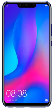 SAR Huawei nova 3i
