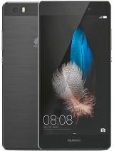 SAR Huawei P8lite