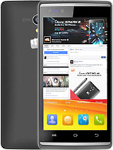 Imagine reprezentativa mica Micromax Canvas Fire 4G Q411