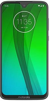 Imagine reprezentativa mica Motorola Moto G7