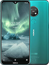 Imagine reprezentativa mica Nokia 7.2