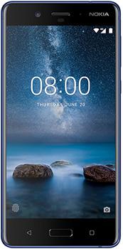 SAR Nokia 8