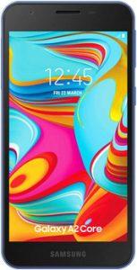 Imagine reprezentativa mica Samsung Galaxy A2 Core