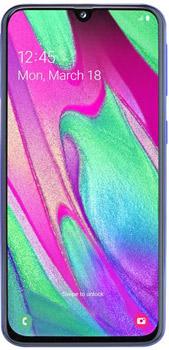 Imagine reprezentativa mica Samsung Galaxy A40