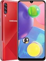 Imagine reprezentativa mica Samsung Galaxy A70s