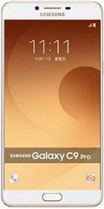 Imagine reprezentativa mica Samsung Galaxy C9 Pro