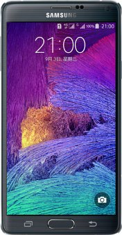 Imagine reprezentativa mica Samsung Galaxy Note 4