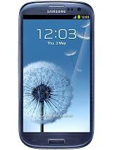 SAR Samsung I9300 Galaxy S III