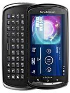 Imagine reprezentativa mica Sony Ericsson Xperia pro