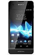 Imagine reprezentativa mica Sony Xperia SX SO-05D