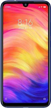SAR Xiaomi Redmi 7
