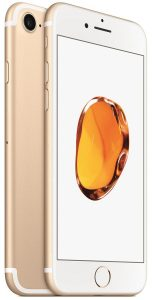 Apple iPhone 7 auriu