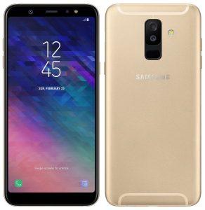 Samsung Galaxy A6 Plus (2018) auriu
