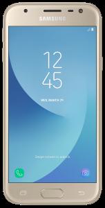 Samsung Galaxy J3 (2017) auriu