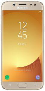 Samsung Galaxy J7 (2017) auriu