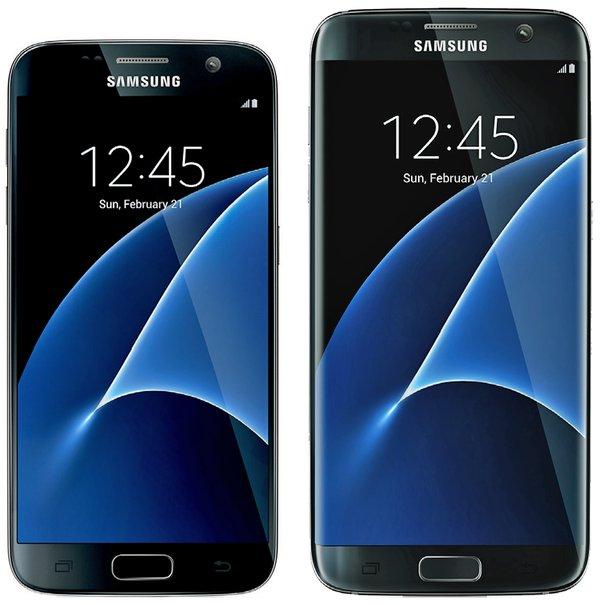 Samsung S7 si S7 Edge