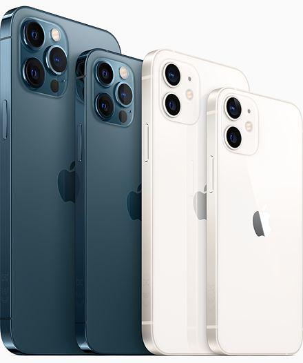 Comparatie Modele iPhone 12 - 2020