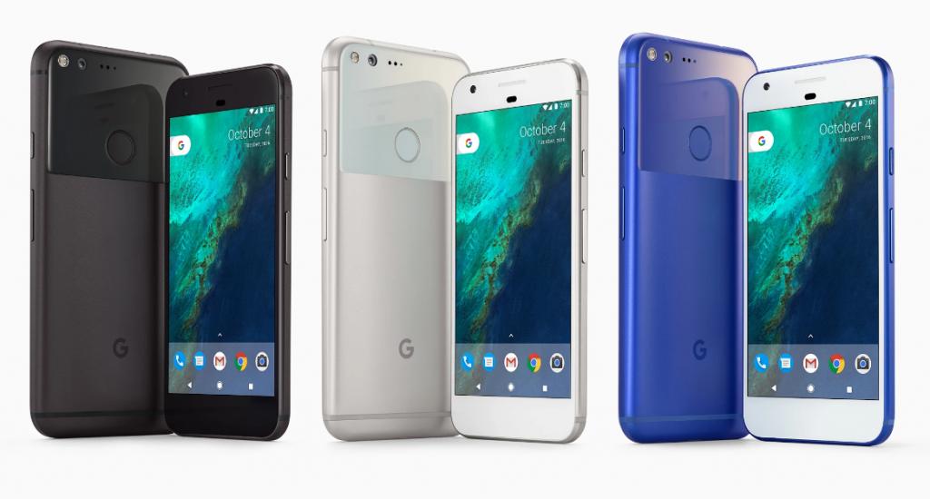 Google Pixel Google Pixel XL