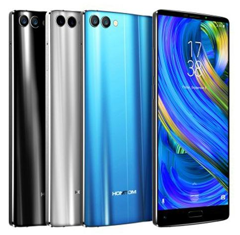 Culori disponibile HomTom S9 Plus