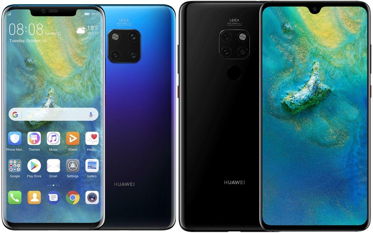 Huawei Mate 20 pro Huawei mate 20 - Flagship 2019