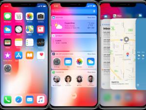 Alege iPhone X