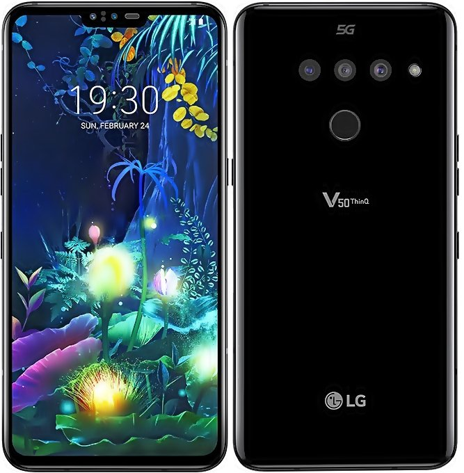 LG V50 ThinQ Flagship 2019