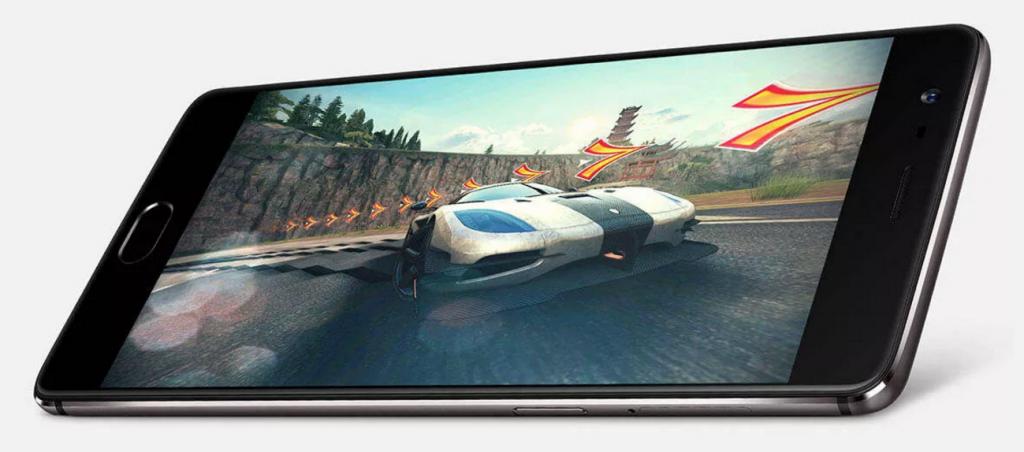OnePlus 3 T - aspect