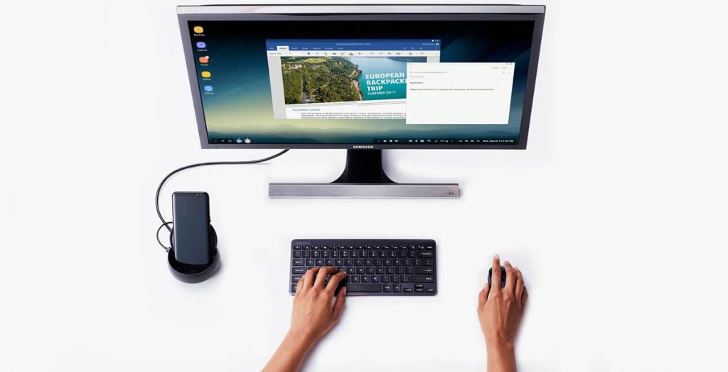 Samsung DeX - Desktop eXperience