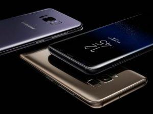 Prezentare Samsung Galaxy s8 si Samsung galaxy s8+